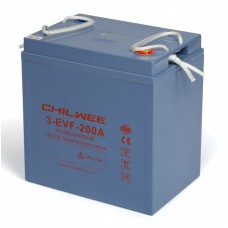 Тяговый аккумулятор Chilwee Battery 3-EVF-200A