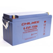 Тяговый аккумулятор Chilwee Battery 6-EVF-150A