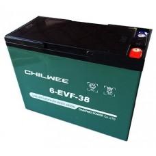 Тяговый аккумулятор Chilwee Battery 6-EVF-38