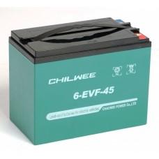 Тяговый аккумулятор Chilwee Battery 6-EVF-45