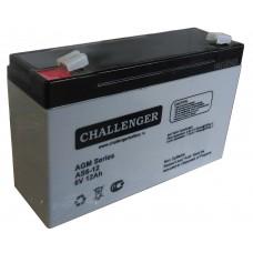 АКБ Challenger AS6-12