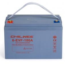 Тяговый аккумулятор Chilwee Battery 6-EVF-100A