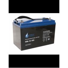 Аккумуляторная батарея Парус электро HM-12-100