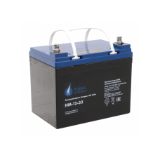 Аккумуляторная батарея Парус электро HM-12-33