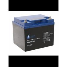 Аккумуляторная батарея Парус электро HM-12-40