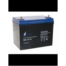 Аккумуляторная батарея Парус электро HM-12-75