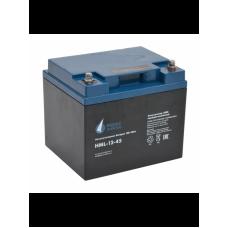 Аккумуляторная батарея Парус электро HML-12-45