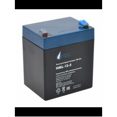 Аккумуляторная батарея Парус электро HML-12-5