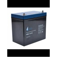 Аккумуляторная батарея Парус электро HML-12-55