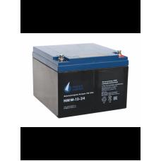 Аккумуляторная батарея Парус электро HMW-12-24