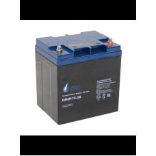 Аккумуляторная батарея Парус электро HMW-12-28