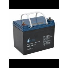 Аккумуляторная батарея Парус электро HMW-12-33