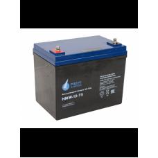 Аккумуляторная батарея Парус электро HMW-12-75