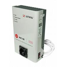 Однофазный стабилизатор напряжения Штиль ИнСтаб IS550 (230В) (550 ВА , инверторный )