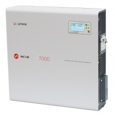 Однофазный стабилизатор напряжения Штиль ИнСтаб IS7000 (230 В) ( 7000 ВА , инверторный )