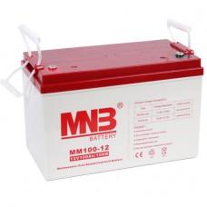 АКБ MHB/MNB MM100-12