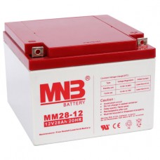 АКБ MNB MM28-12