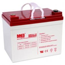АКБ MNB MM33-12