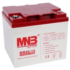 АКБ MHB/MNB MM40-12