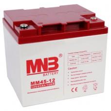 АКБ MNB MM45-12