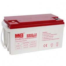 АКБ MNB MM65-12