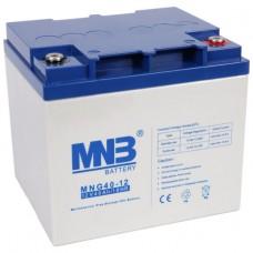 АКБ MNB MNG40-12