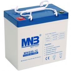 АКБ MNB MNG55-12