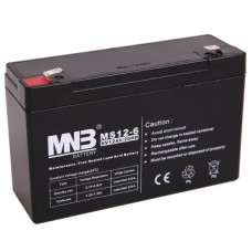 АКБ MNB MS12-6