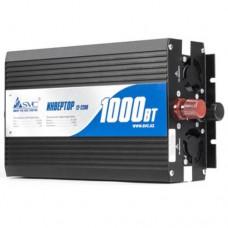 Инвертор SVC BI-1000, 1000Вт, 220В, 50Гц, 3 мс, чёрный, 315*162*81 мм