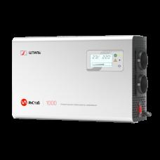 Однофазный стабилизатор напряжения Штиль ИнСтаб IS1000 (230 В) ( 1000 ВА , инверторный )