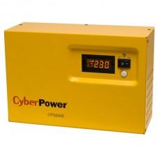 Комплект CyberPower CPS 600 E (инвертор+АКБ 100 А/ч+провода)