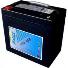 Аккумулятор HAZE HZB12-55