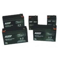 Аккумулятор HAZE HZS6-12