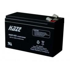 Аккумулятор HAZE HZS12-7