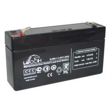 Аккумулятор Leoch Battery DJW 6-1.3