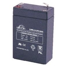 Аккумулятор Leoch Battery DJW 6-2.8