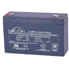 Аккумулятор Leoch Battery DJW 6-12