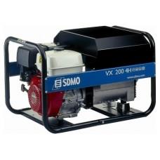 Сварочный генератор SDMO VX 200/4 H C