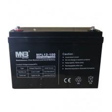 АКБ MNB MPL 12-100