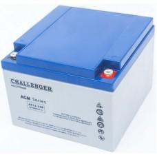 АКБ Challenger A12-24S