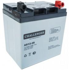 АКБ Challenger A12-28