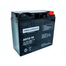 АКБ Challenger A12-17