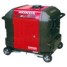 Однофазный бензиновый инверторный генератор HONDA EU30is