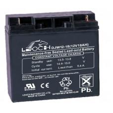 Аккумулятор Leoch Battery DJW 12-18
