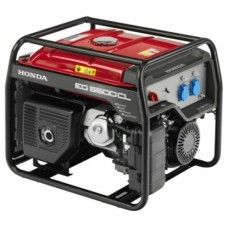 Однофазный бензиновый генератор HONDA EG5500CXS