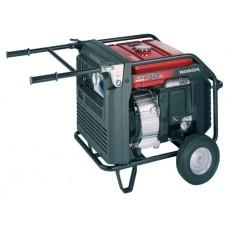 Однофазный бензиновый генератор HONDA EU70 IS