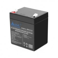 АКБ SVC Battery 12V, 4.5Ah