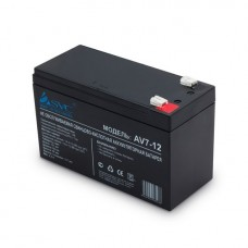 АКБ SVC Battery AV 7-12