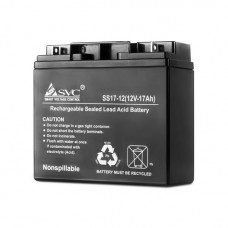 АКБ SVC Battery 12V/17Ah