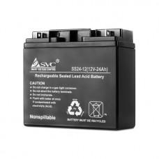 АКБ SVC Battery 12V/24Ah